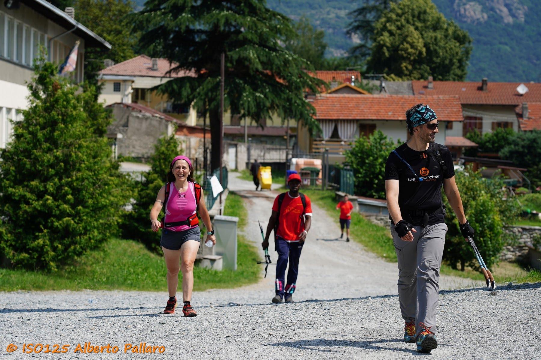 Francigena Valdisusa Marathon Villar Focchiardo - 091