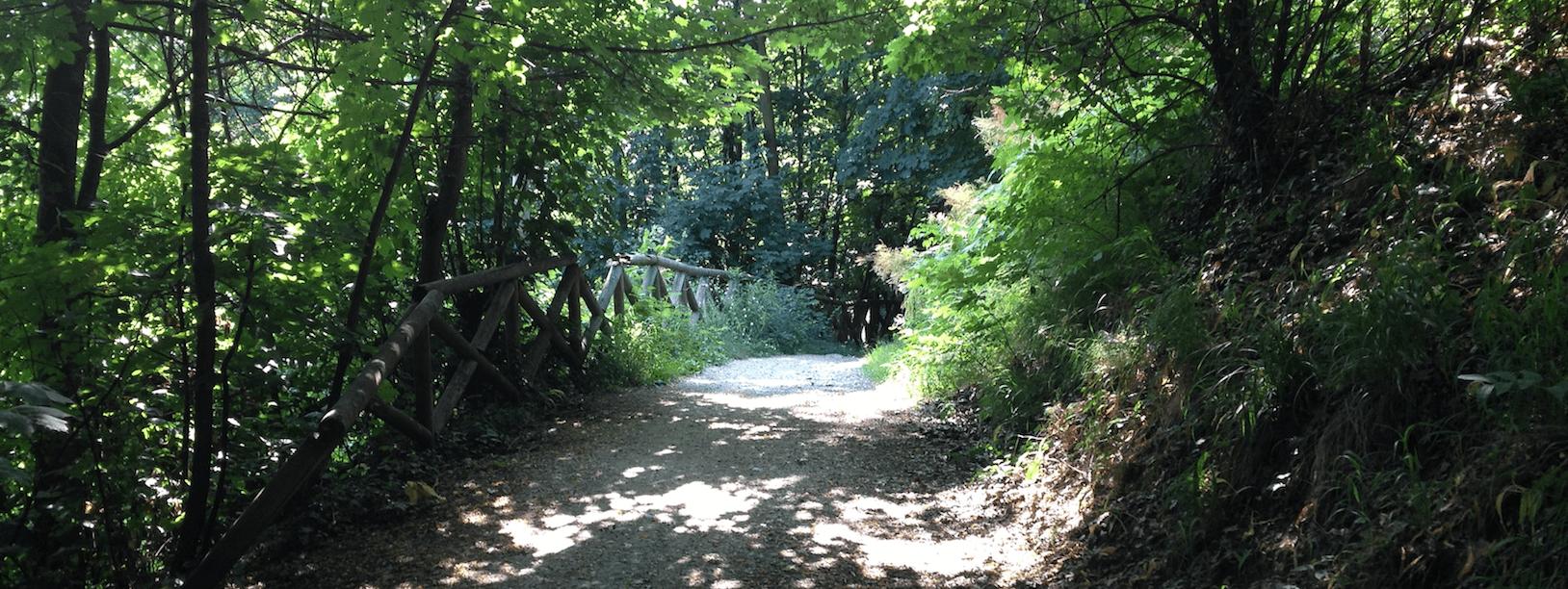 Faro della Vittoria Parco della Rimembranza